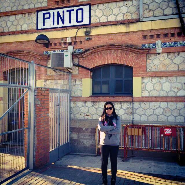 Parada Pinto - Parque Warner Madrid - linha C-3