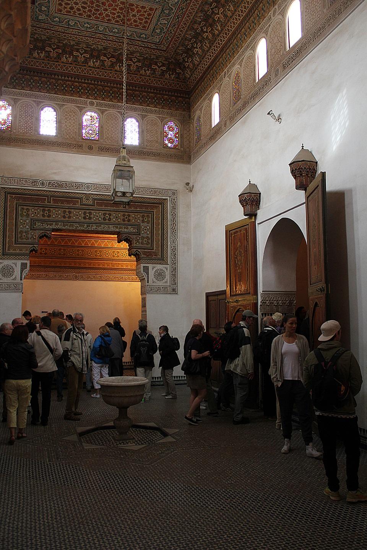 Palácio em Marrakech