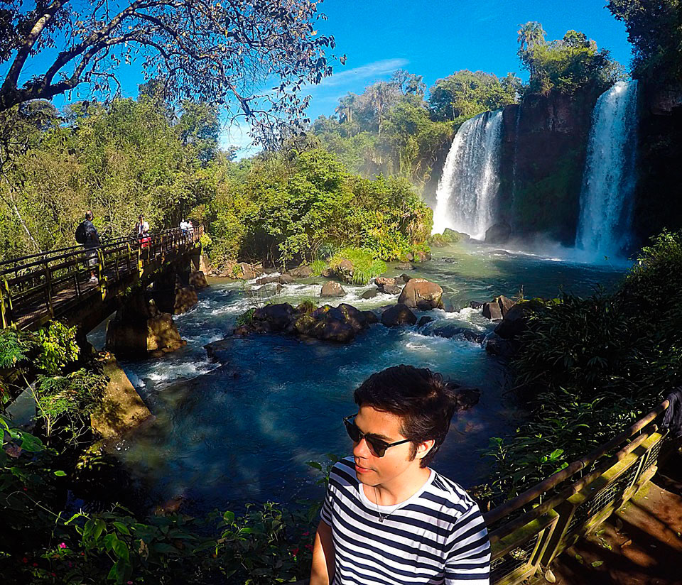 Cataratas do Iguaçu: Brasil X Argentina