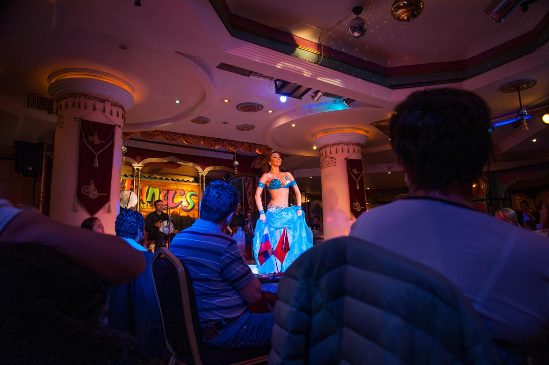 Turquia: Jantar + show de dança do ventre
