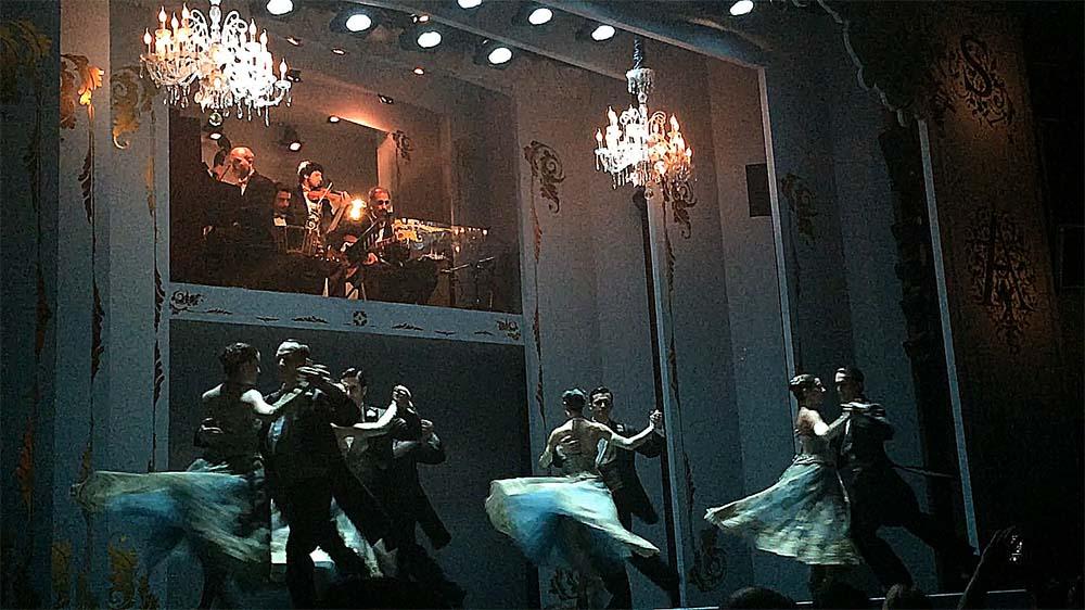 Escolhendo sua casa de tango em Buenos Aires