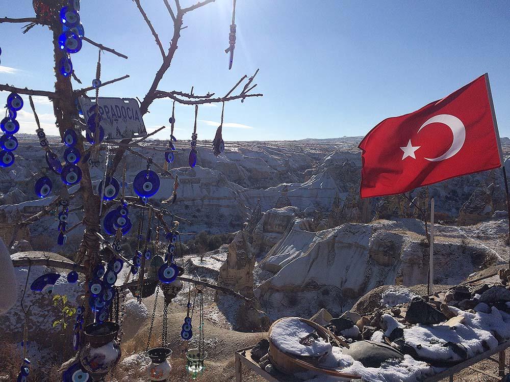 Turquia: Roteiro econômico na Capadócia em 2 dias