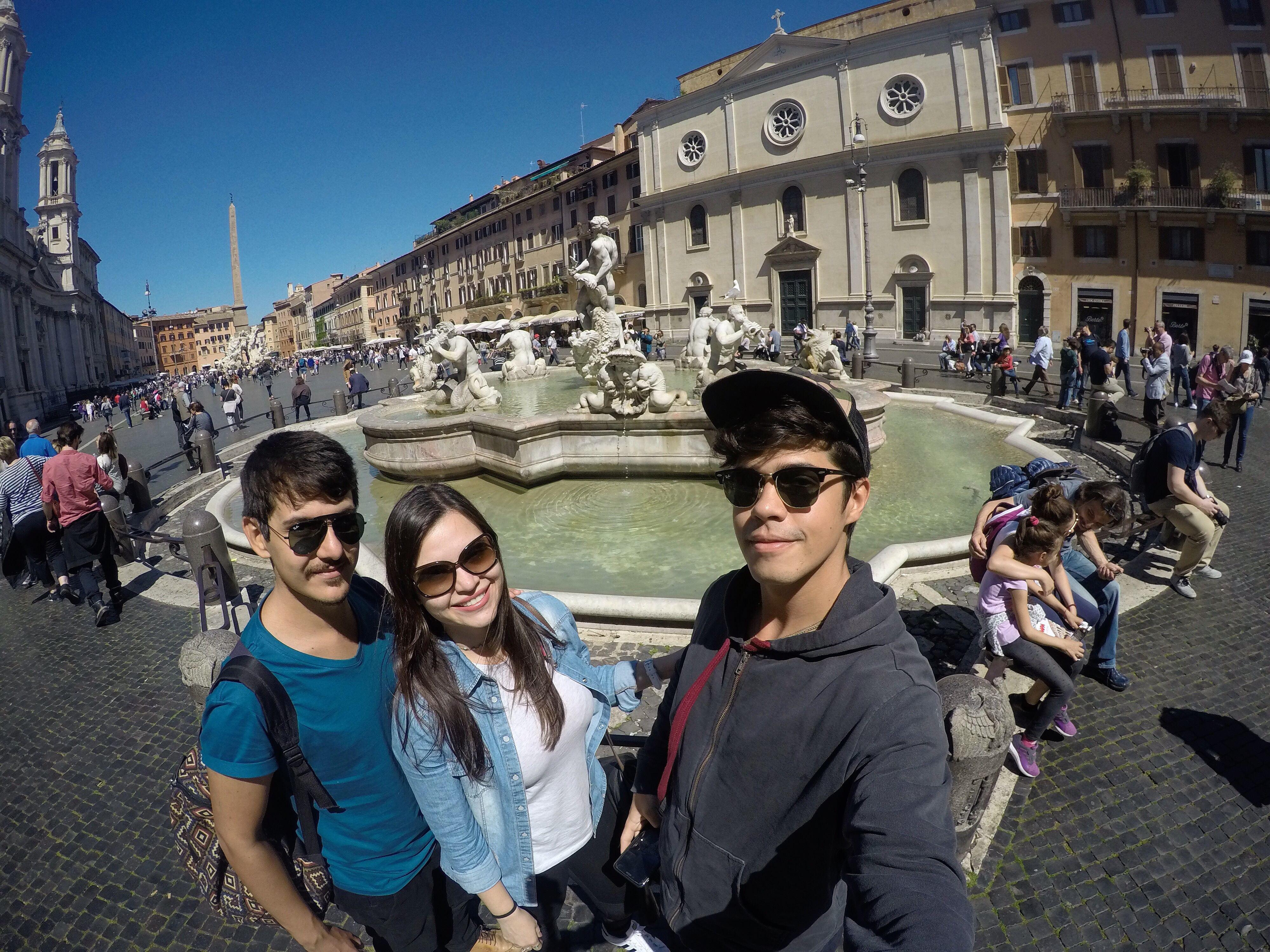 Roma e lugares imperdíveis para você visitar!
