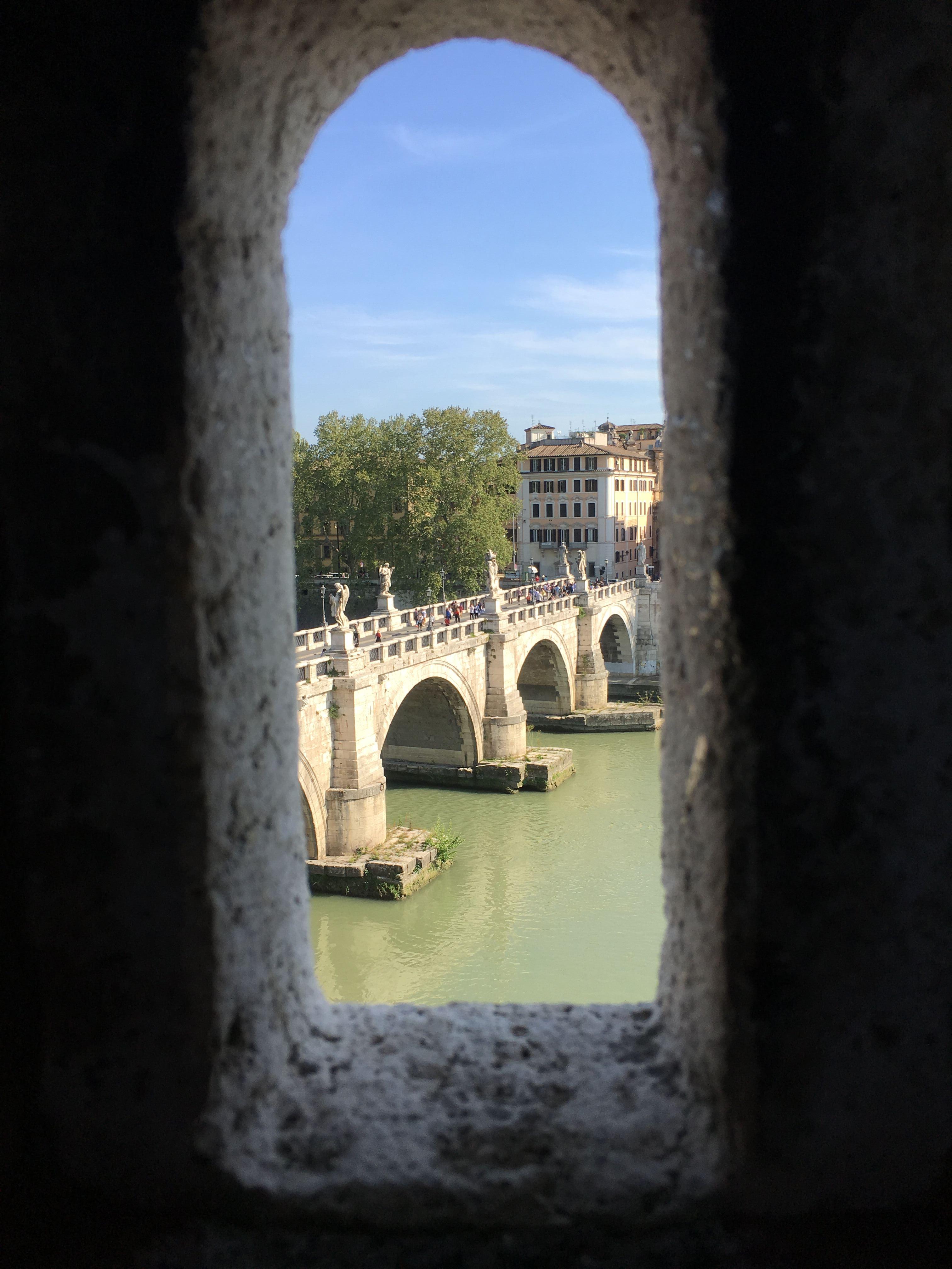ponte-vista-roma-castelo-santo-angelo