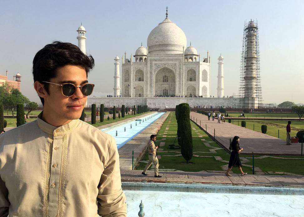 Agra: Conhecendo o Taj Mahal