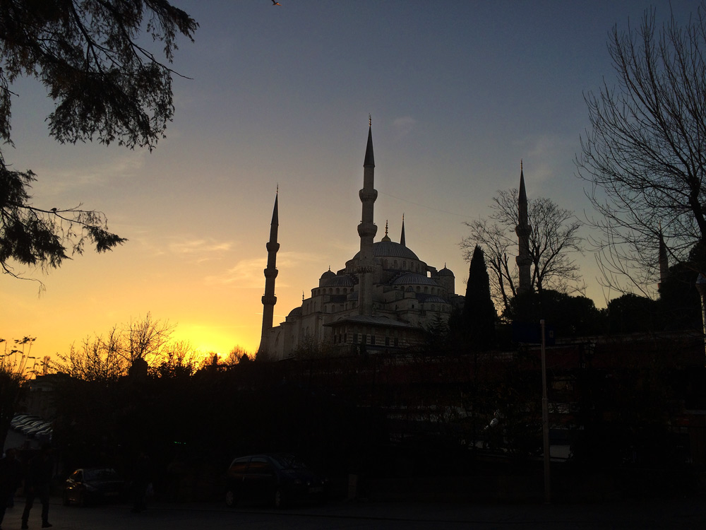O melhor de Istambul em 4 dias