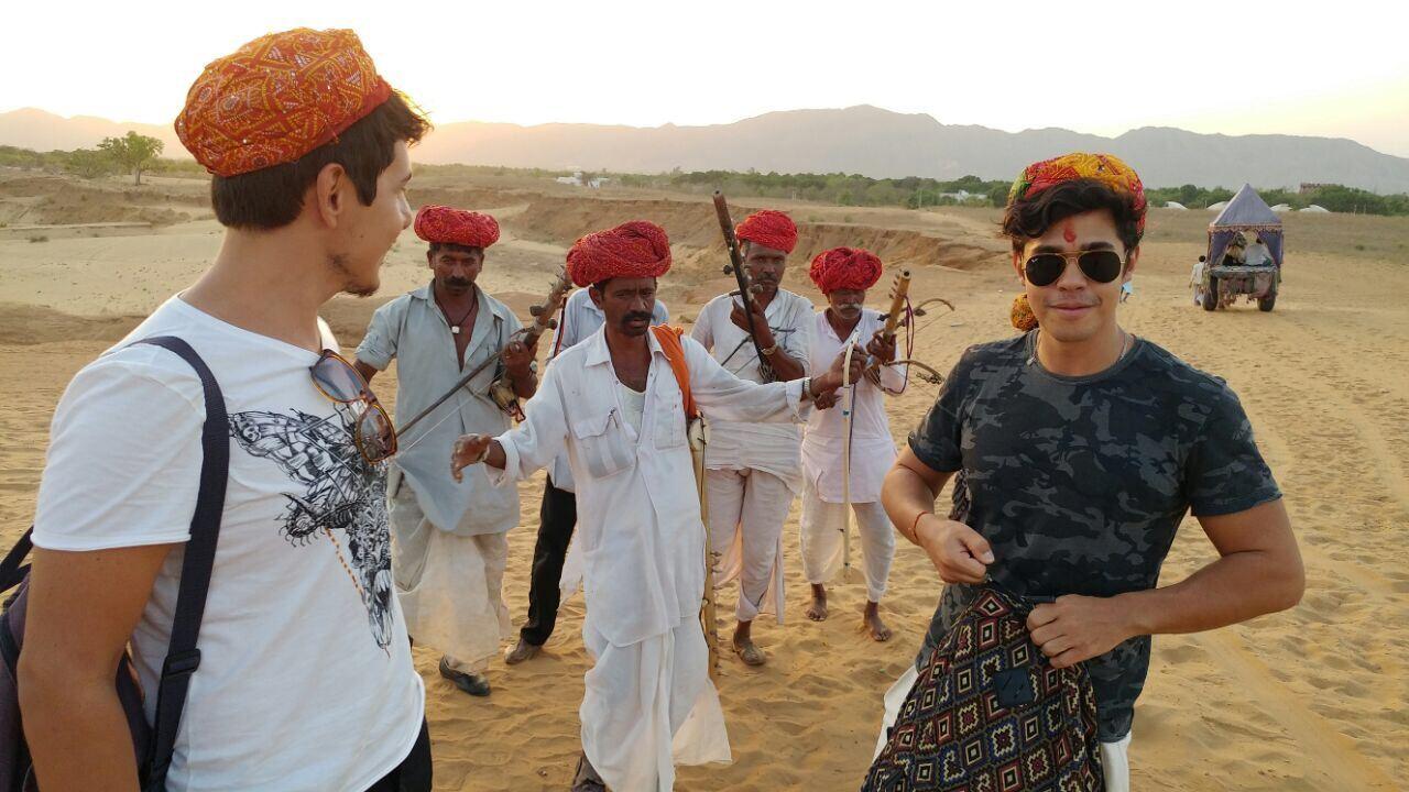 Deserto de Pushkar