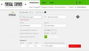 Site TAP Portugal Stopover