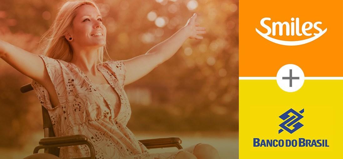 Aniversário Banco do Brasil:  Bônus de até 70% para a Smiles!