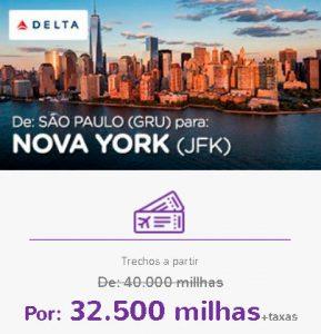 Promoção Smiles Superdestinos - São Paulo para Nova York