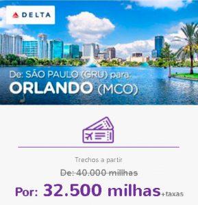 Promoção Smiles Superdestinos - São Paulo para Orlando