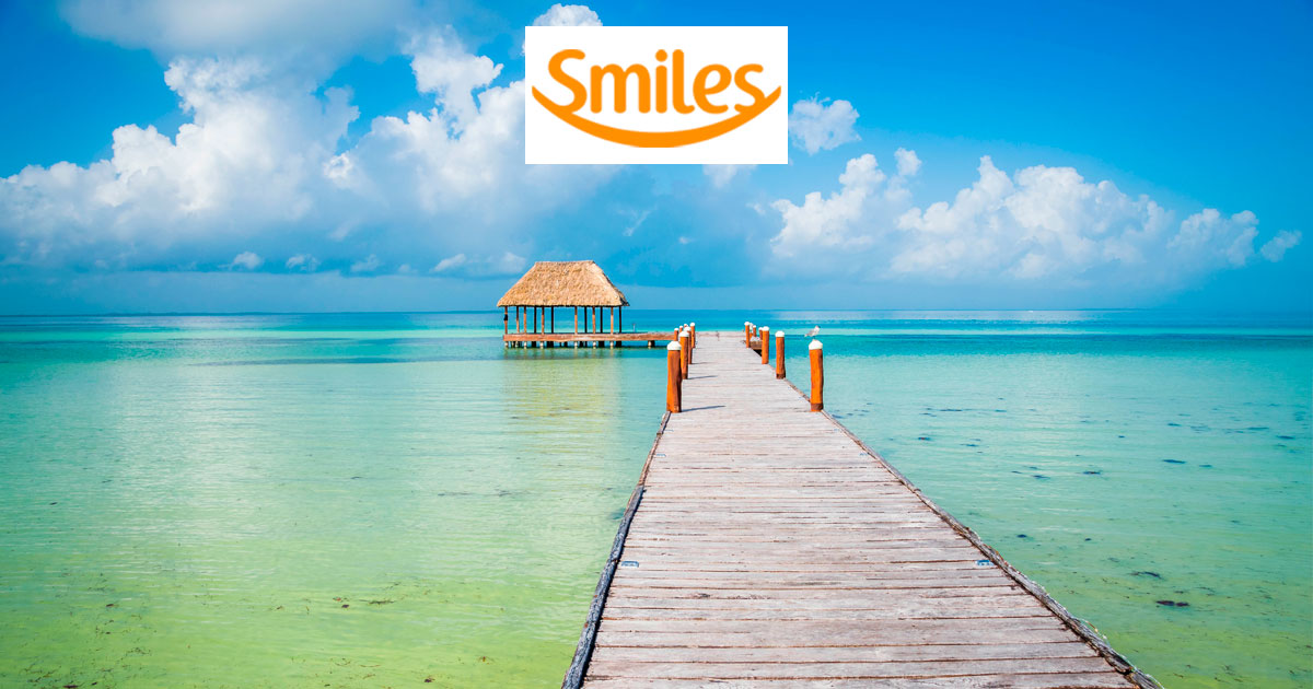 Ganhe até 70% de bônus em transferência da Caixa e código de desconto com a Smiles