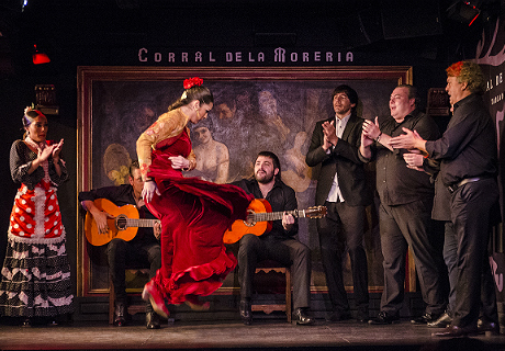 Onde assistir a um show de Flamenco na Espanha
