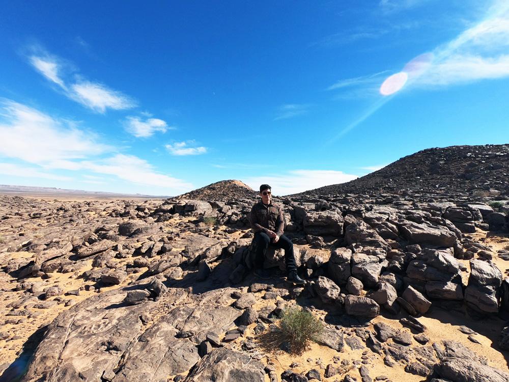 Deserto de pedras