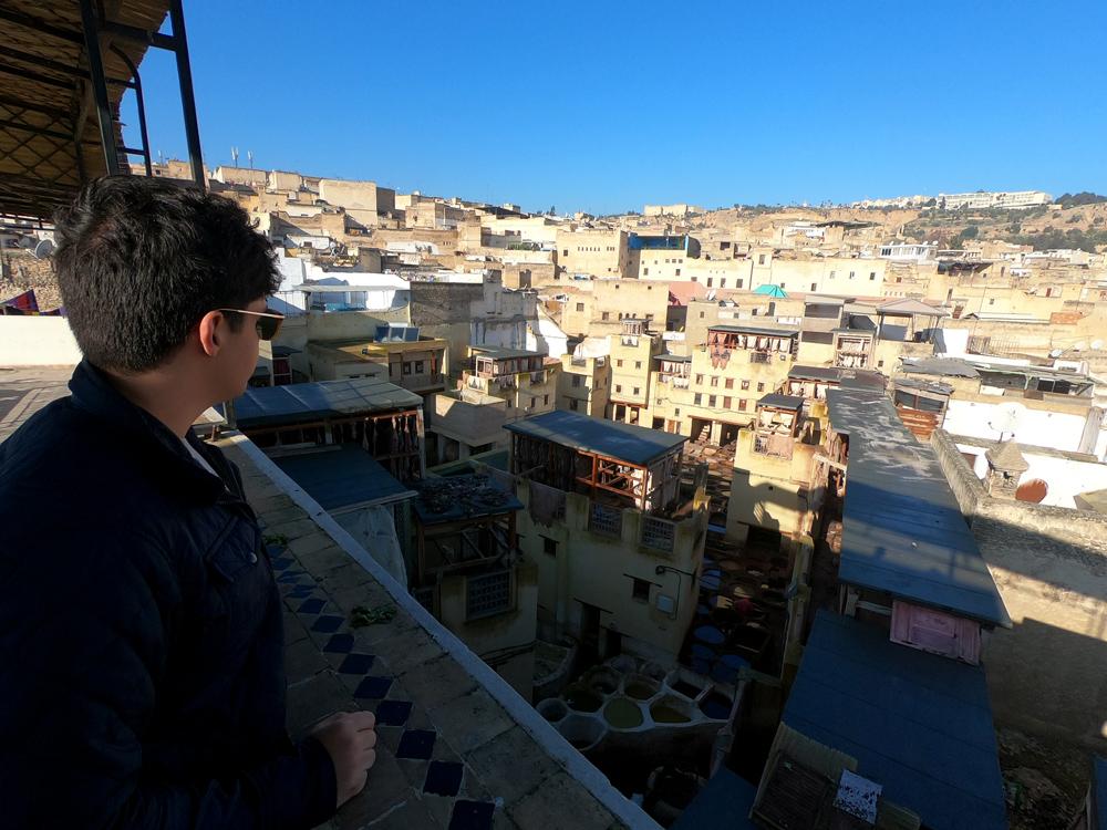 O que são as medinas no Marrocos?