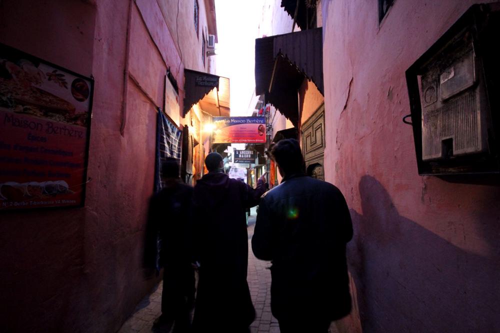 Foto medina de Meknès