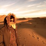 Ainda nas dunas de Merzouga