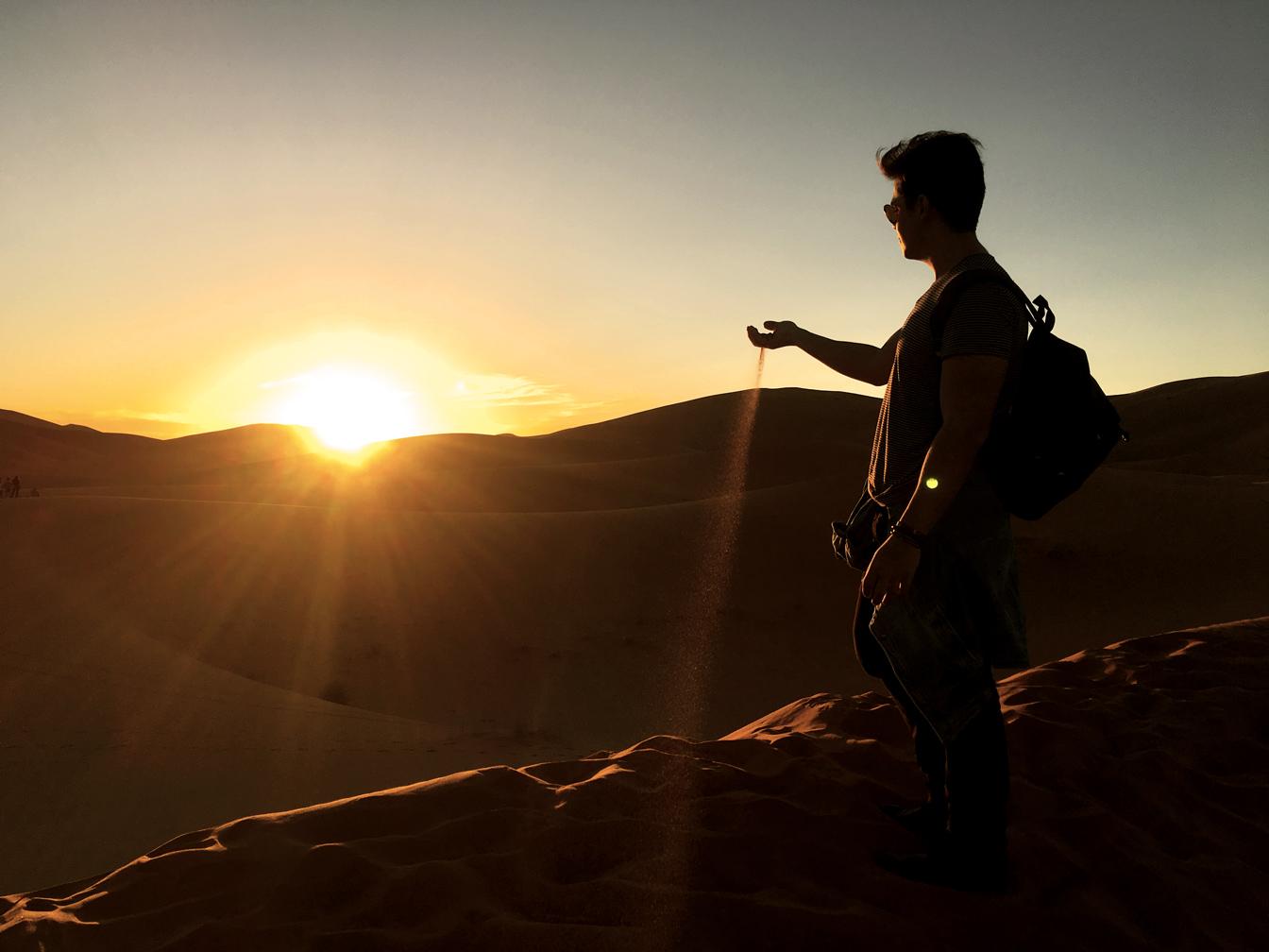 Qual deserto conhecer no Marrocos? Merzouga ou Zagora?