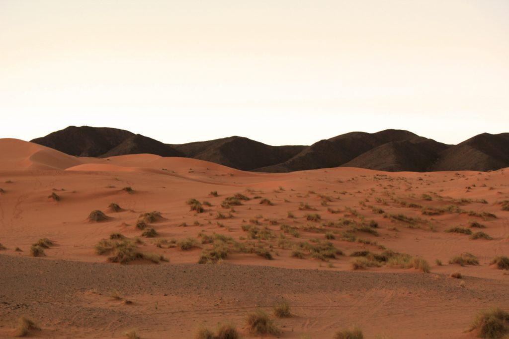 Deserto de Ouzina
