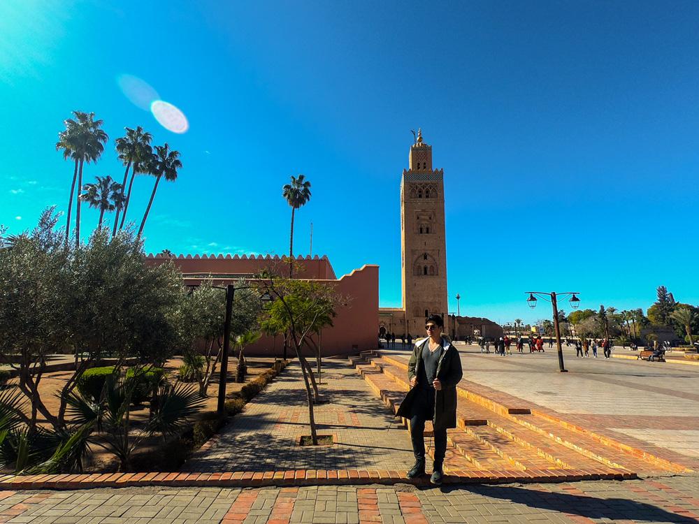 O que fazer em Marrakech?