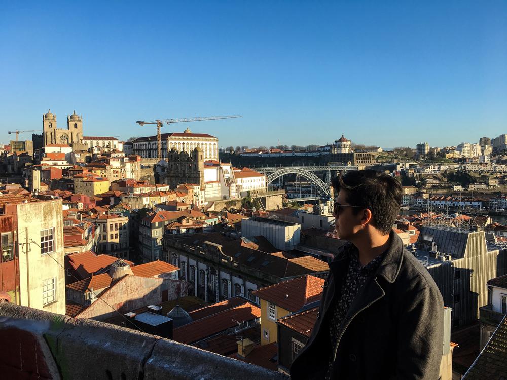 Mirador de Porto