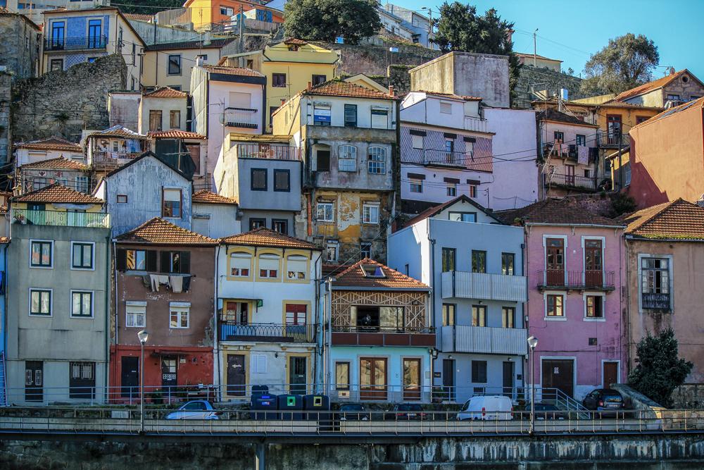 Casinhas em Porto