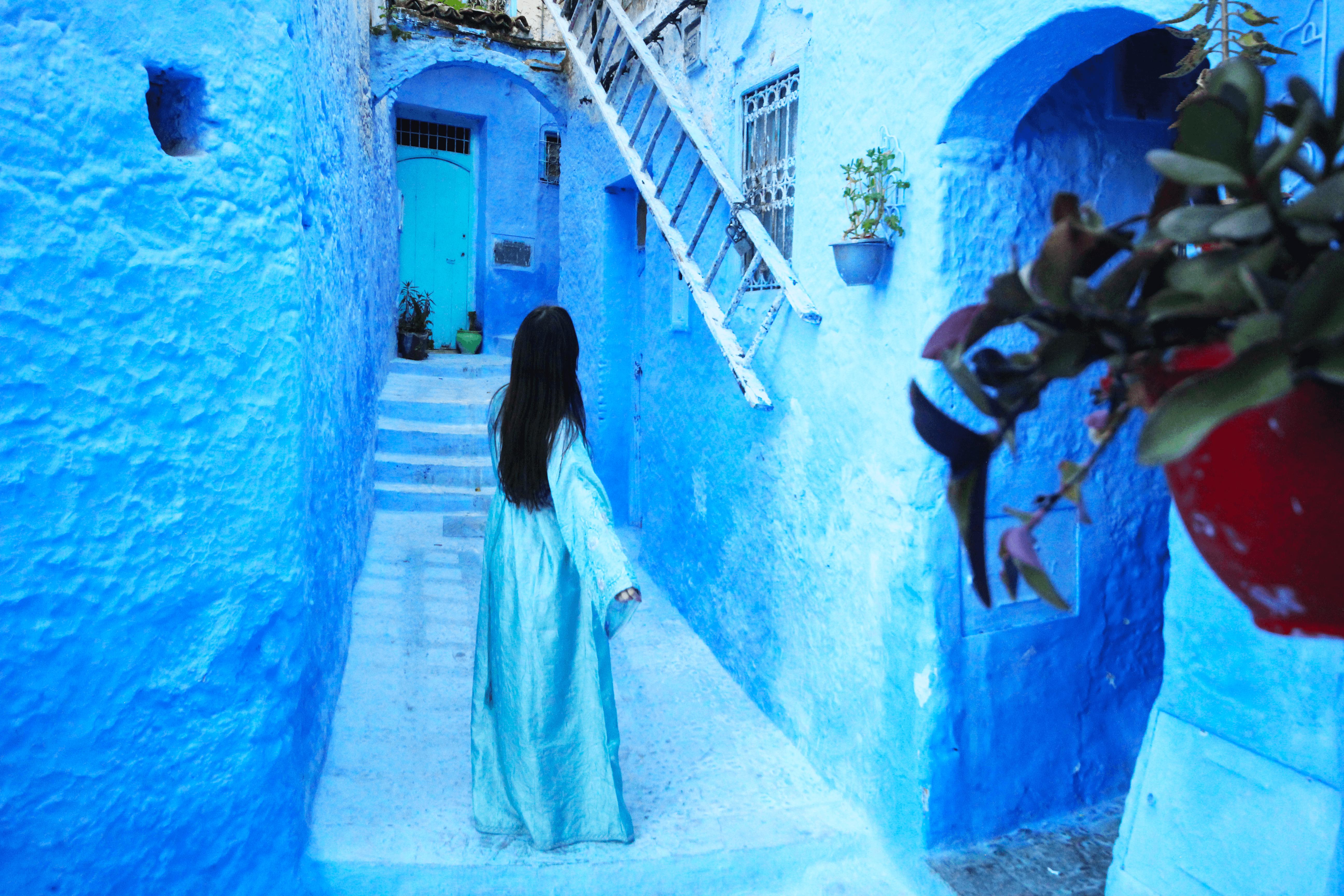 Chefchaouen: Descubra a cidade azul!