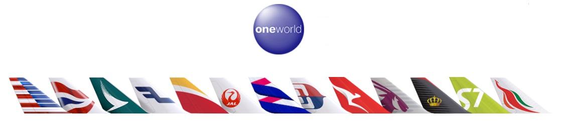 Lista de companhias aéreas membro da Oneworld