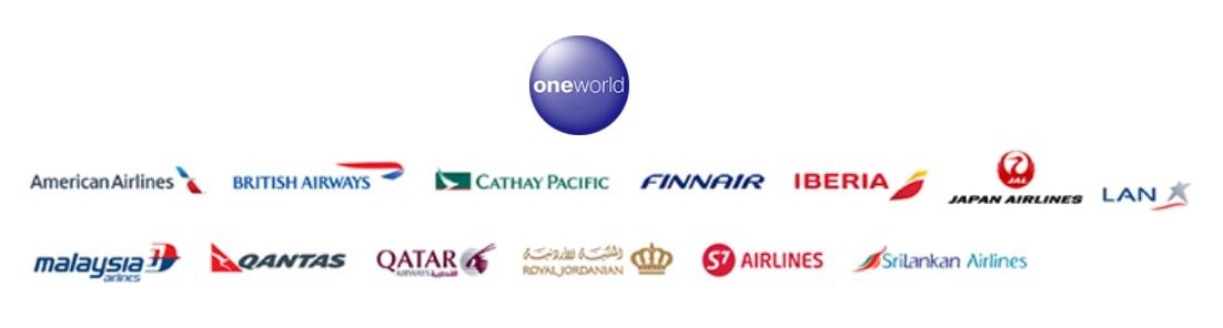 Companhias oneworld