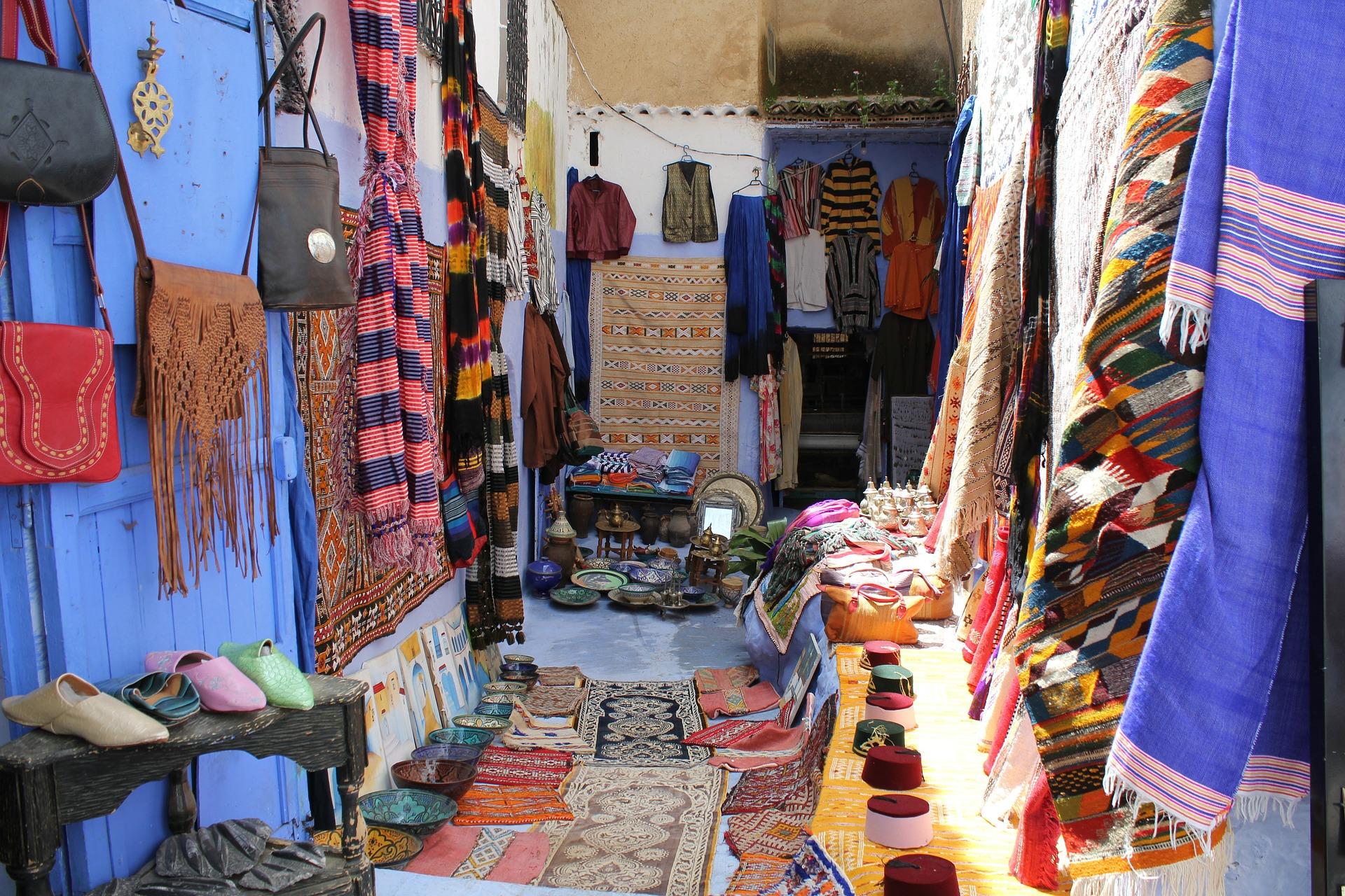 Medina em Chefchaouen