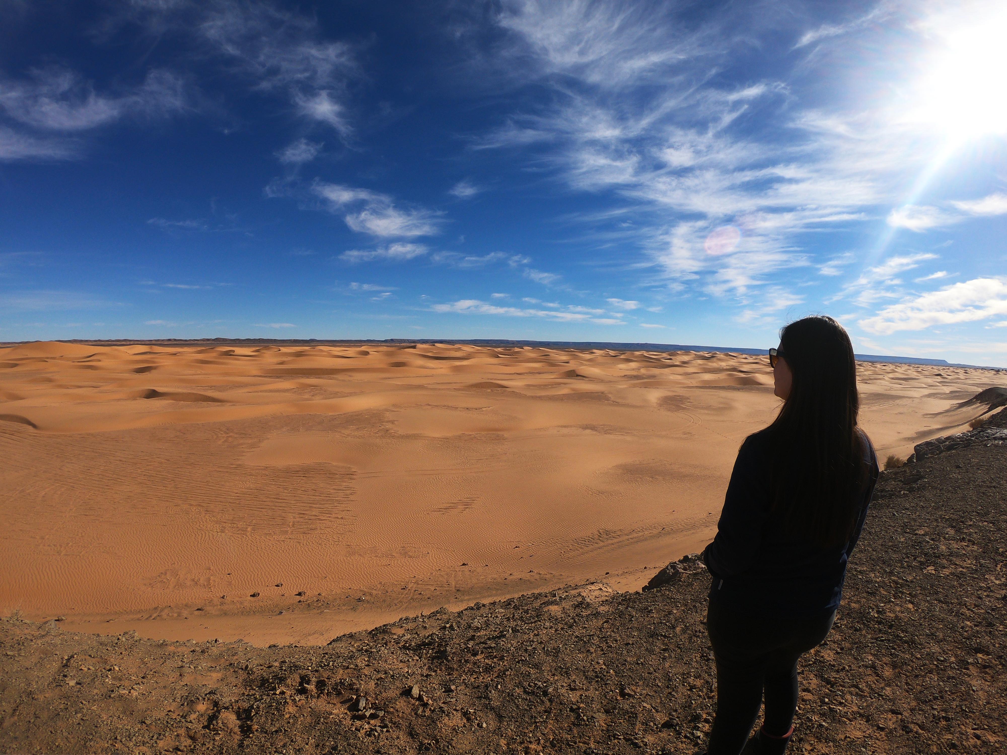 Conheça os desertos do Marrocos!