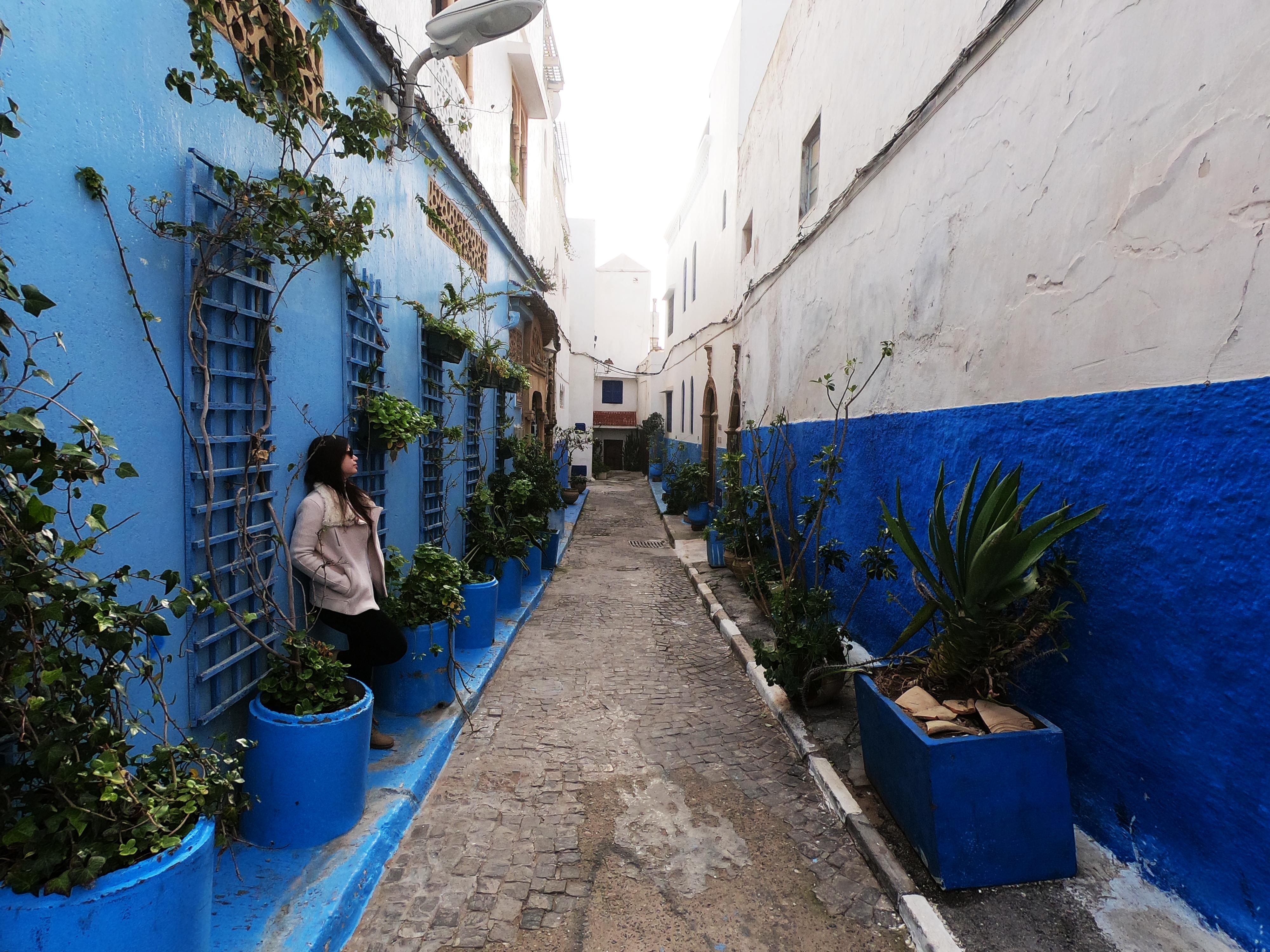 Kasbah des Oudaias, Rabat - Marrocos