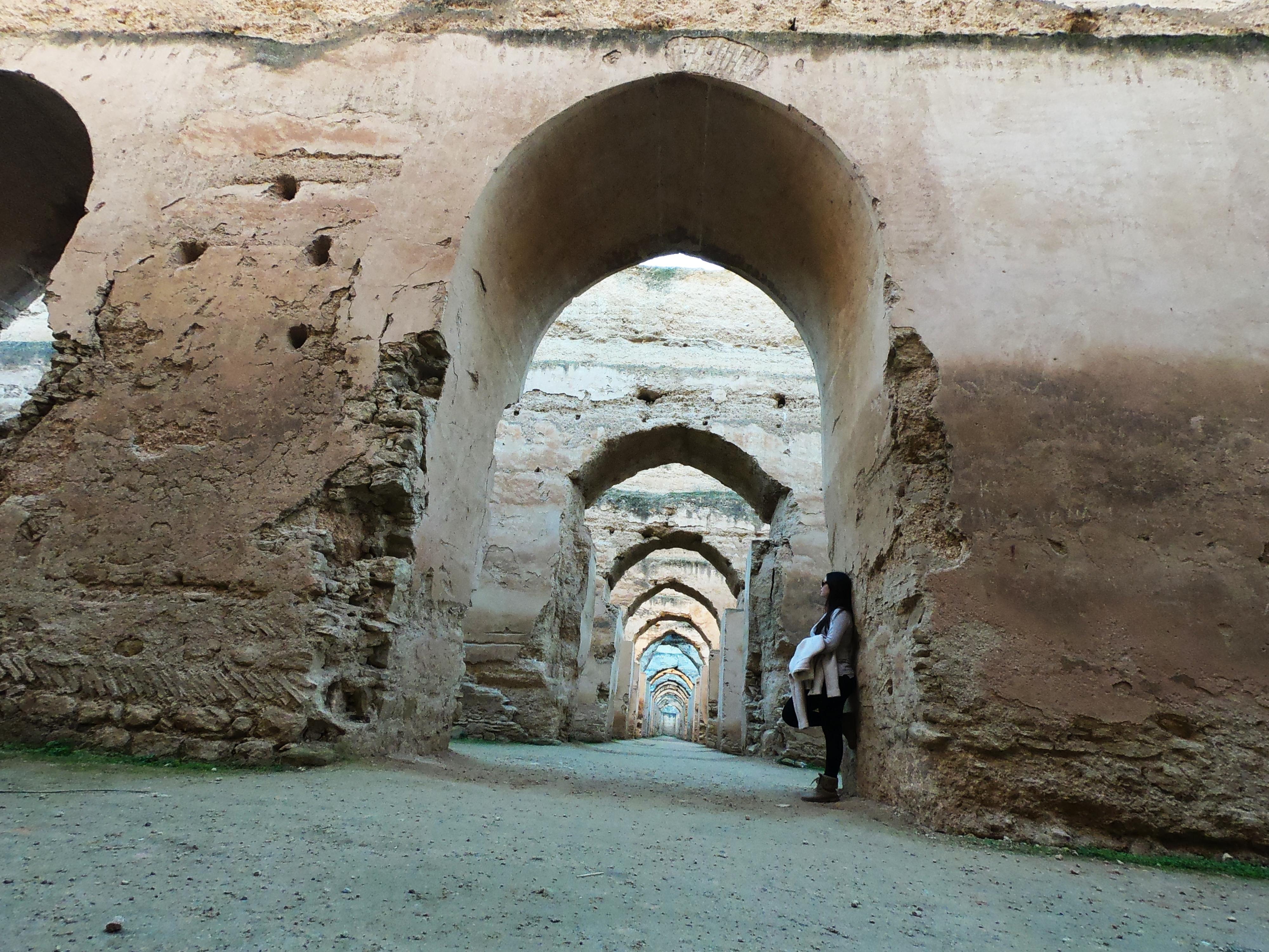 Estábulo de uma Meknès antiga