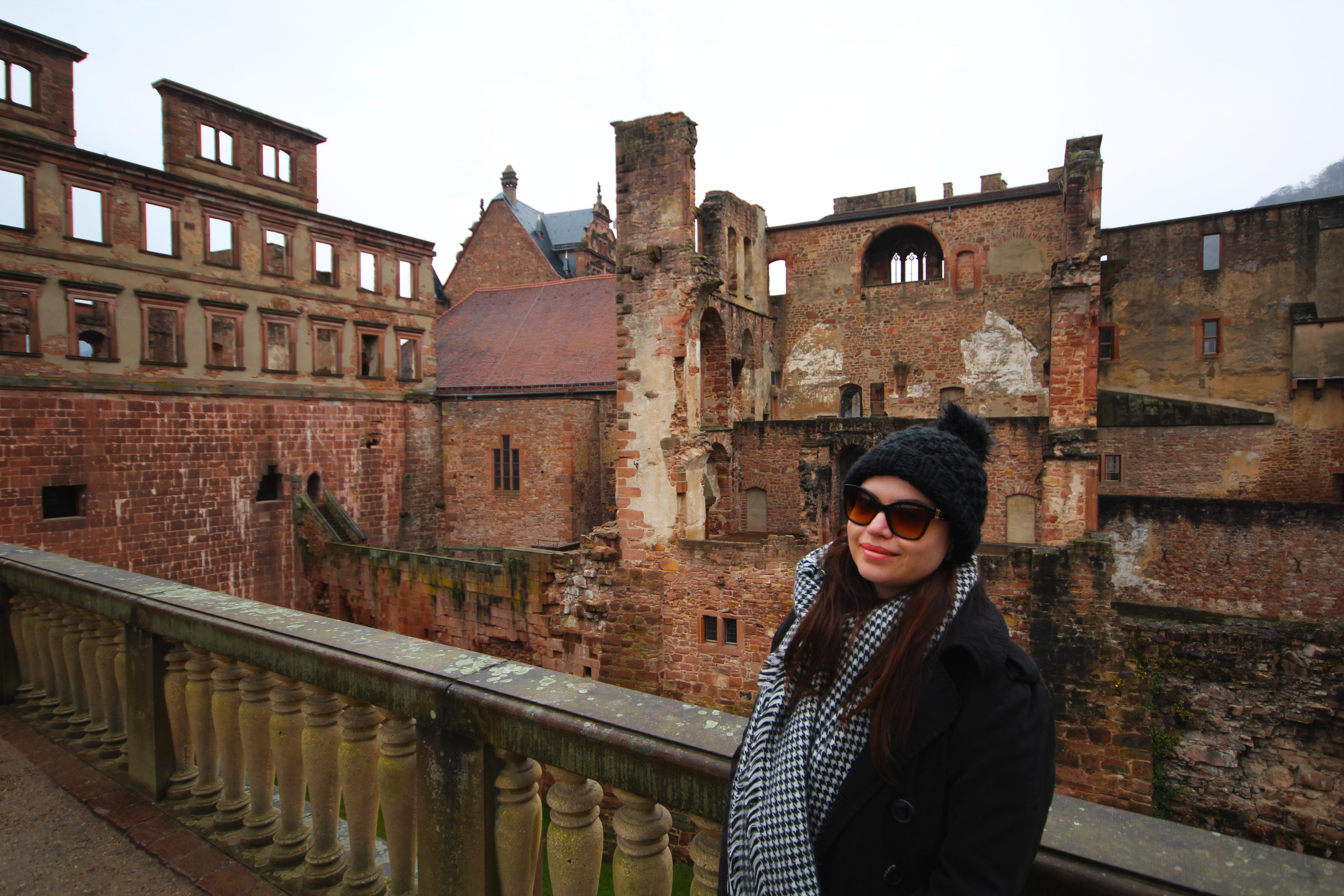 Roteiro bate e volta em Heidelberg
