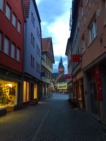 Ruas de Wertheim