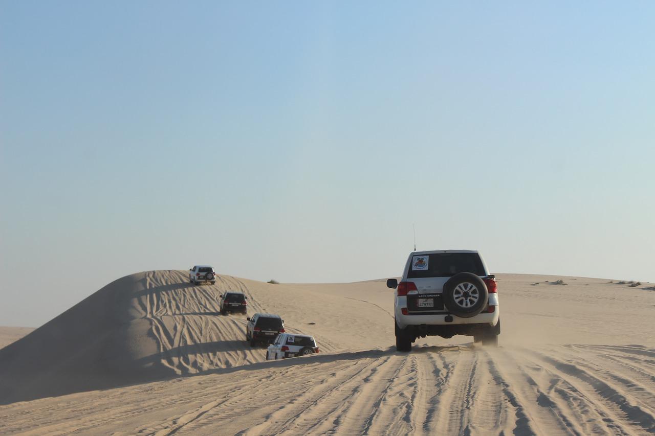 Deserto de Doha