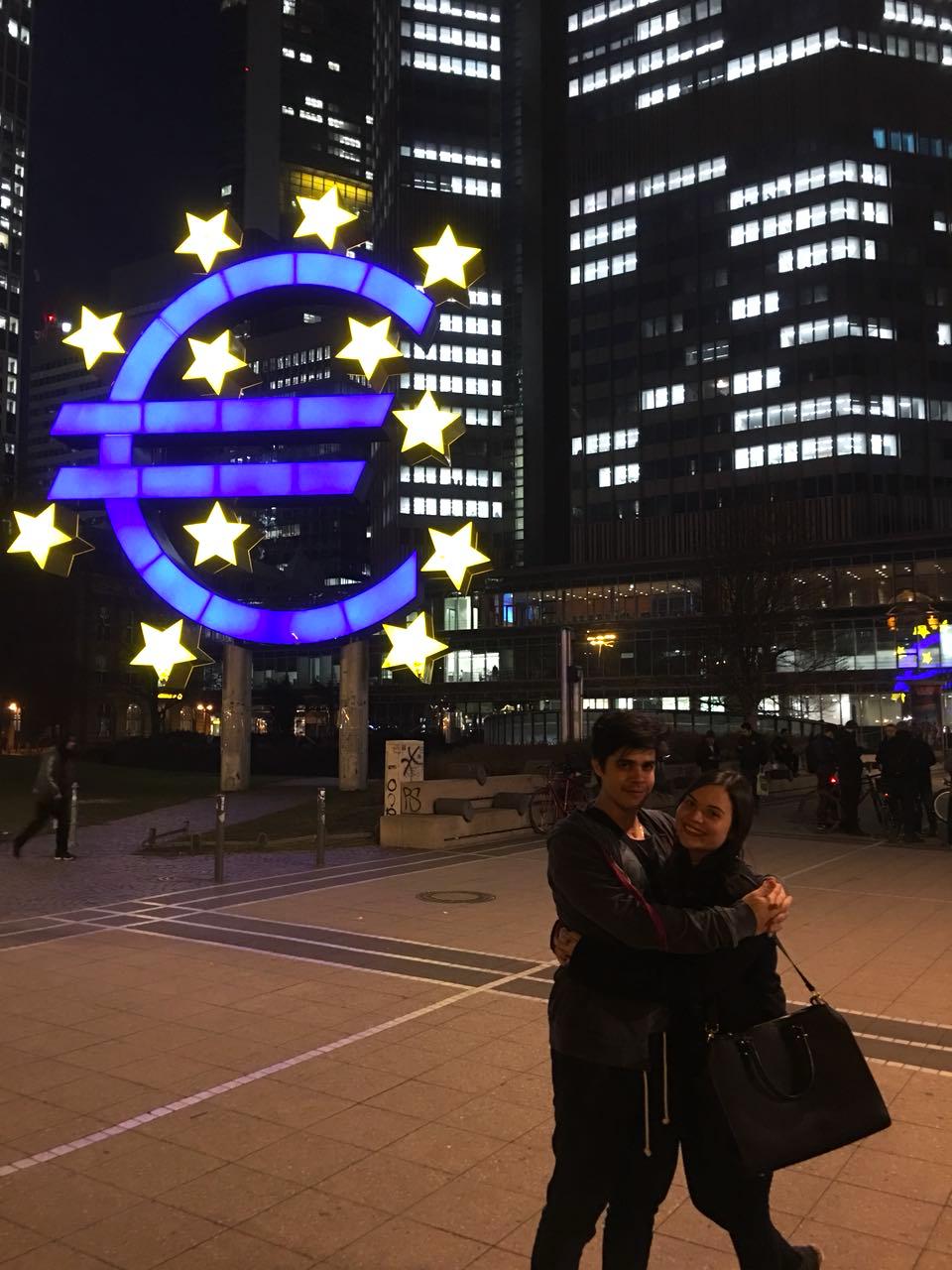Centro financeiro da Europa