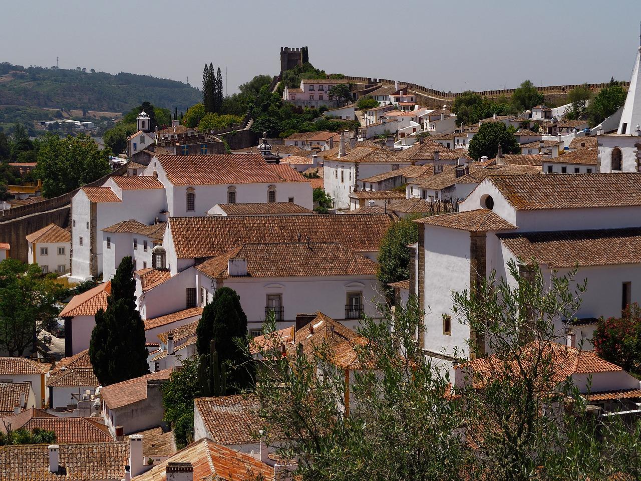 7 motivos porque você deve conhecer Óbidos em Portugal