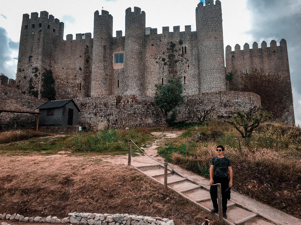 Óbidos: Uma vila medieval em Portugal que você precisa conhecer!