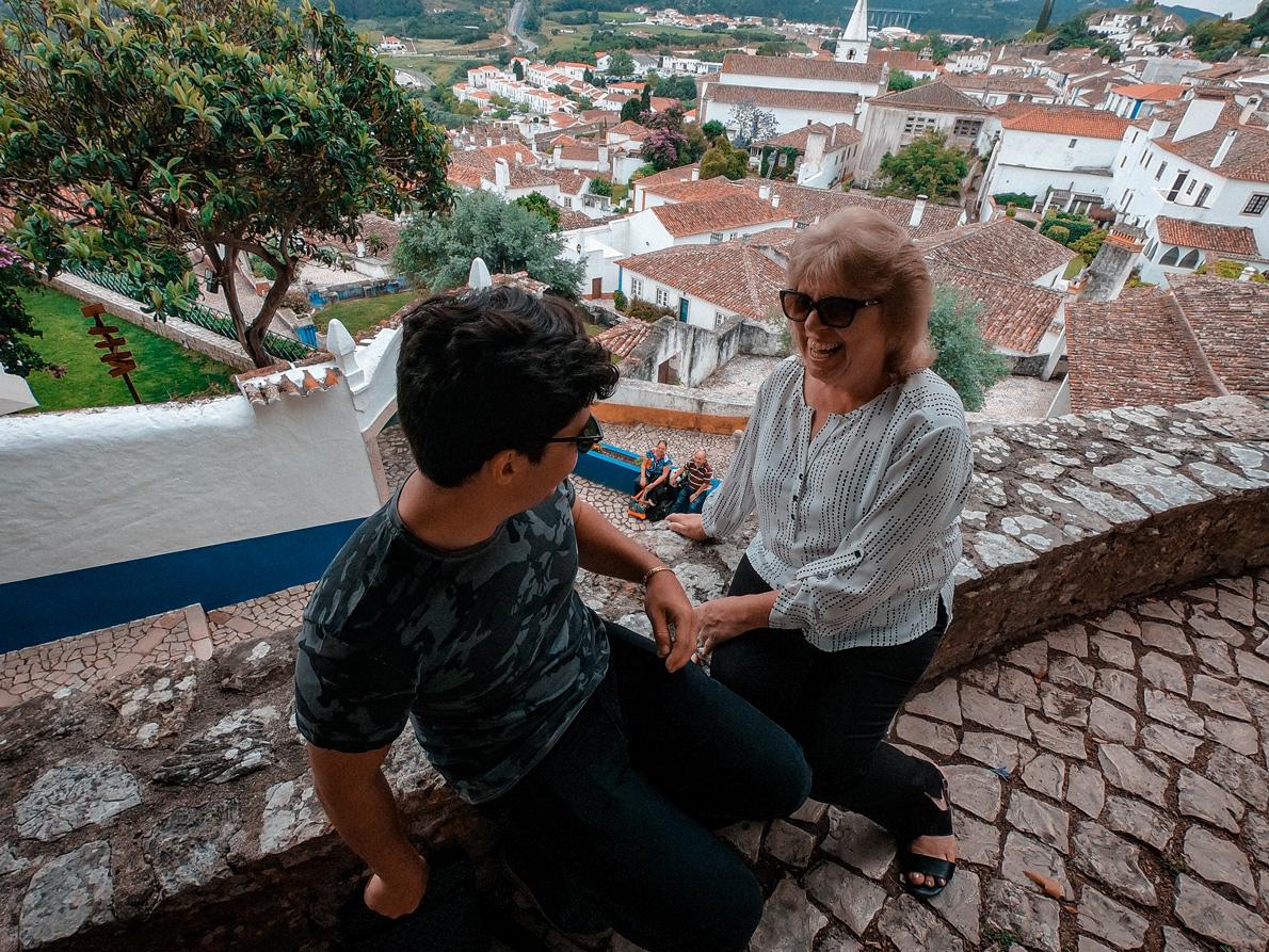 Mirante Castelo de Óbidos