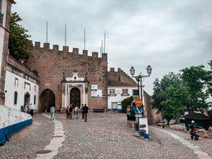 Entrada principal para Vila de Óbidos