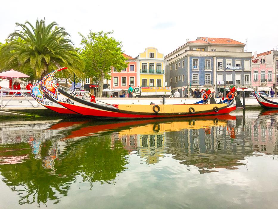 Descubra Aveiro: A famosa Veneza de Portugal