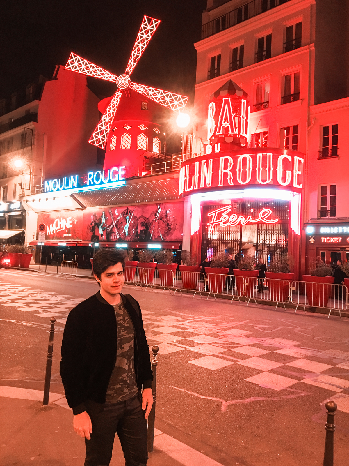 Show do Moulin Rouge