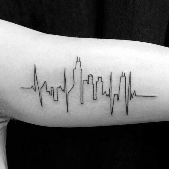 Tatuagens de viagens para você se inspirar!