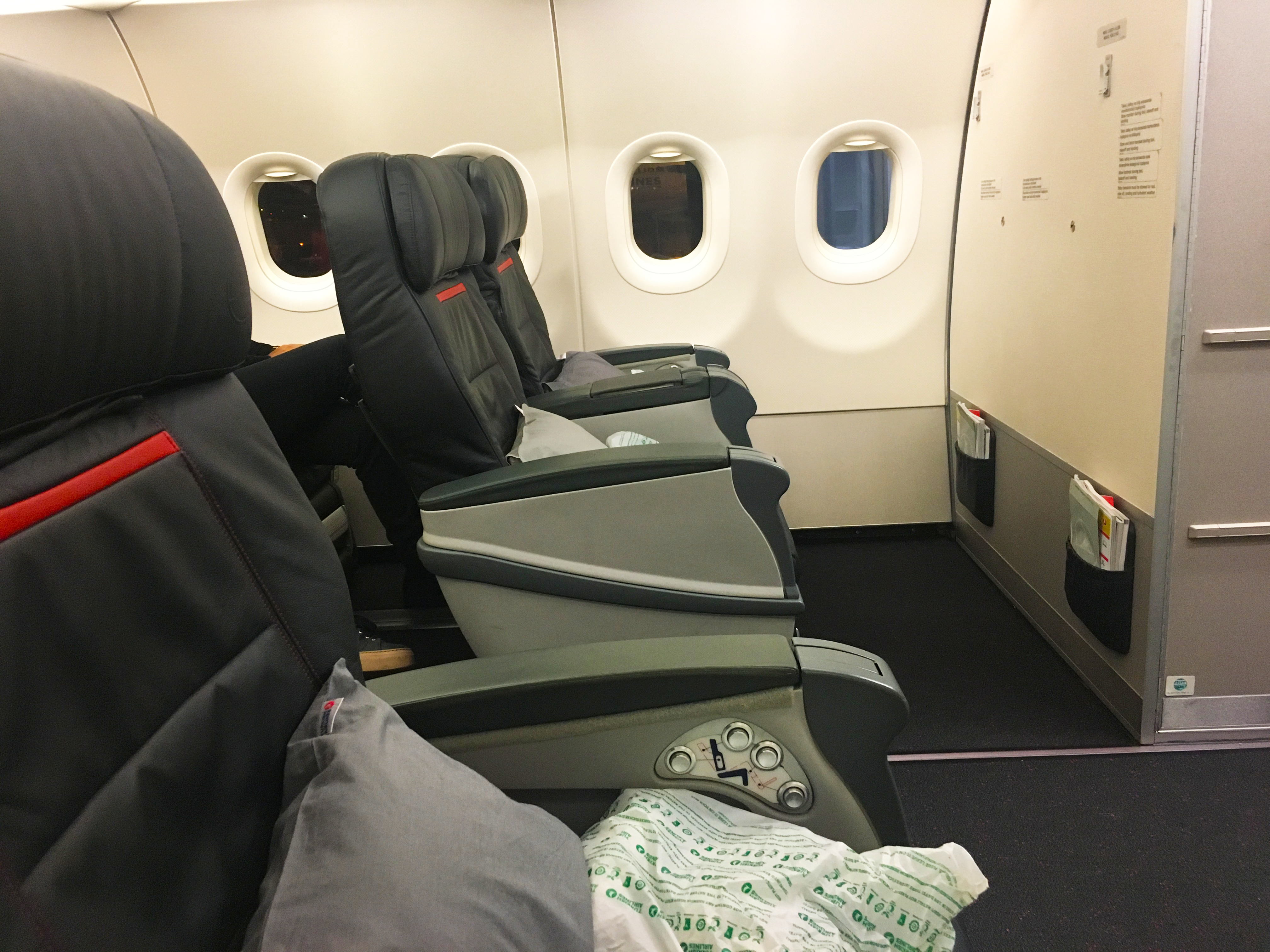Como é voar na Classe Executiva da Turkish Airlines no A321 Istambul – Tehran