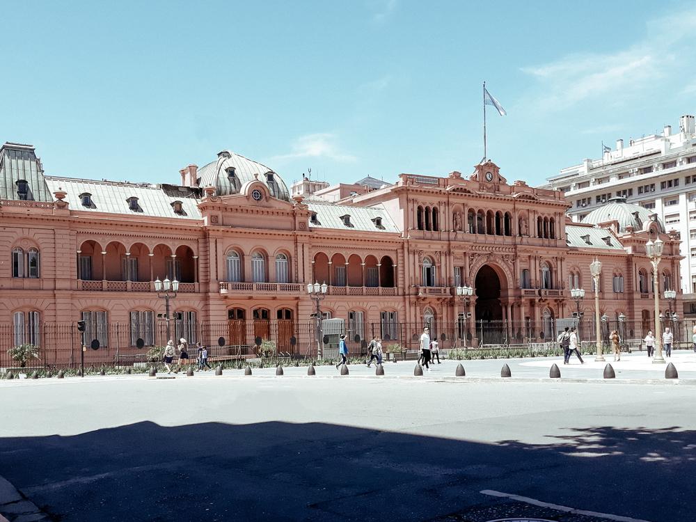 Mandei meus pais sozinhos para Buenos Aires!