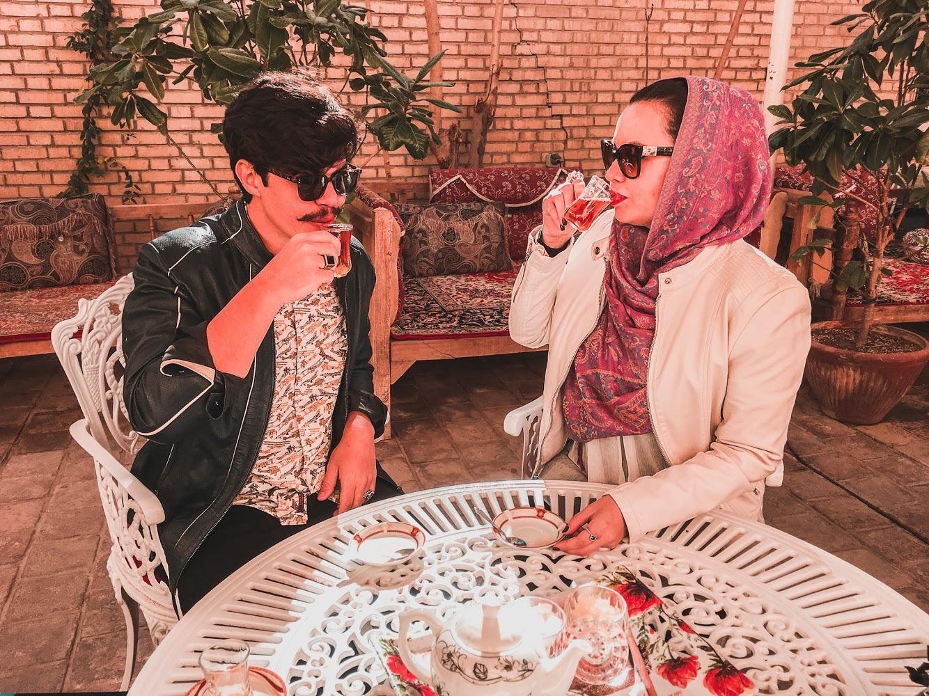 Mulheres no Irã