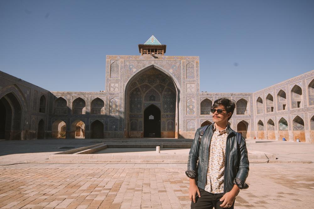 Roteiro completo pela cidade de Isfahan no Irã