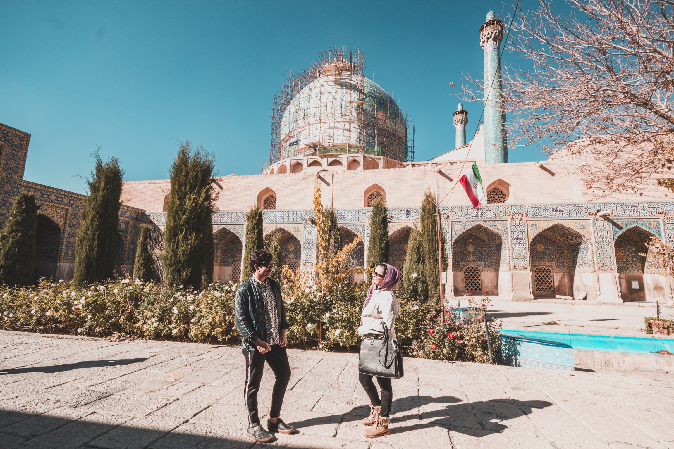 Quanto custa viajar para o Irã o antigo Império Persa