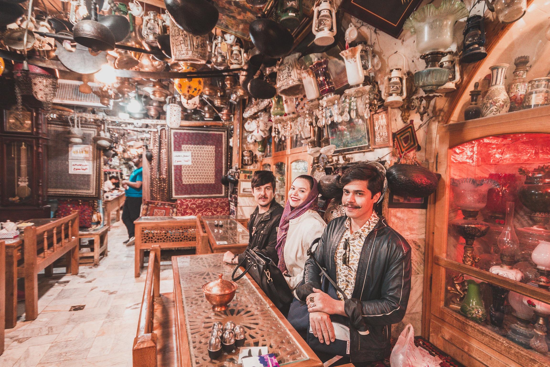 O que comprar e quanto custa as lembranças e souvenirs no Irã